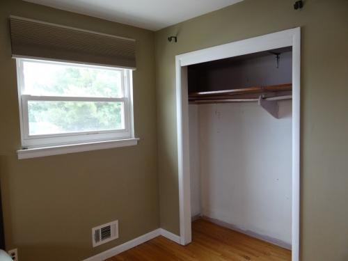 Шкаф в нише своими руками. Хозяин квартиры преобразил нишу в комнате. А главное удалось разместить все необходимое