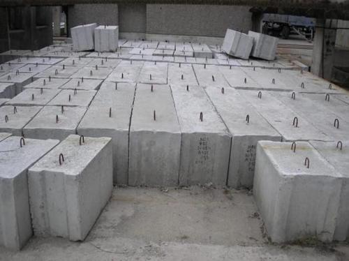 Фундамент из фбс блоков. Выбор блоков для фундамента