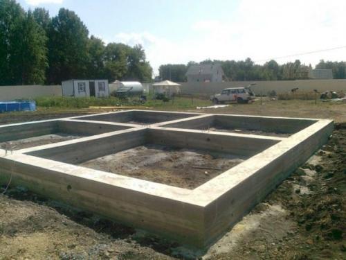 Армирование фундамента одноэтажного дома. Какую арматуру нельзя использовать для фундамента одноэтажного дома