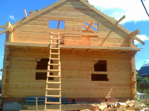 Как самому построить дом? весь сериал. Тонкости выбора материалов