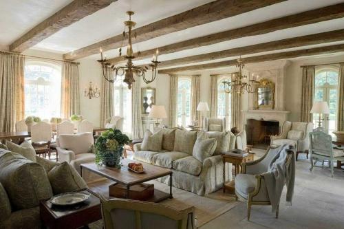Проект дизайн квартиры в стиле прованс. История и специфика стиля