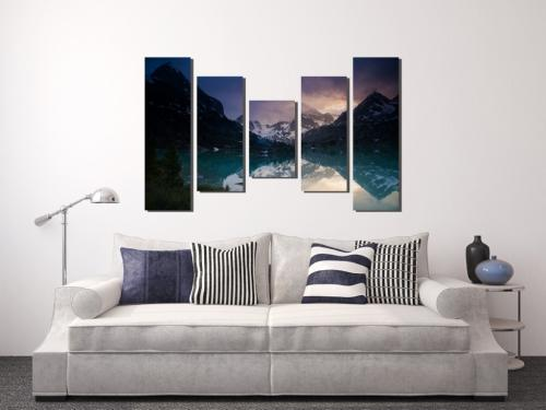 Как разместить картины на стене. 5 ошибок размещения картин на стенах