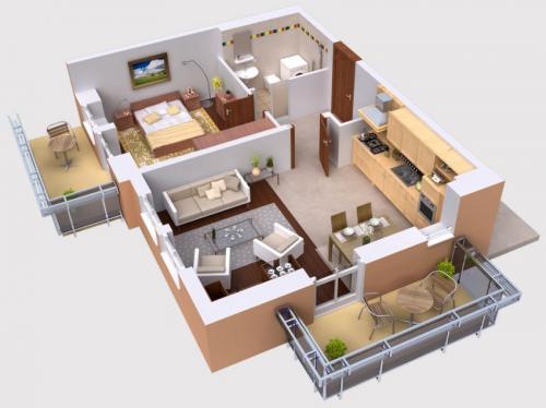 Как самому сделать проект квартиры. Дизайн-проект квартиры с ремонтом: фото и рекомендации