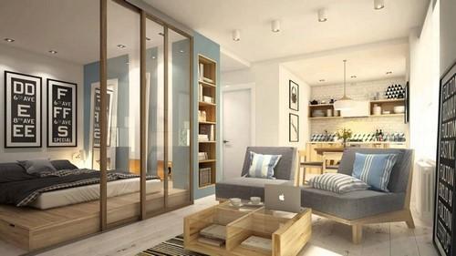 Идеи вашего дома маленькие квартиры. Современный дизайн маленькой квартиры 2020-2021: фото, оформление комнат