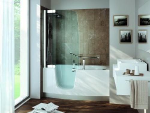 Ванна для душевой. Что представляет собой такой вид ванн?