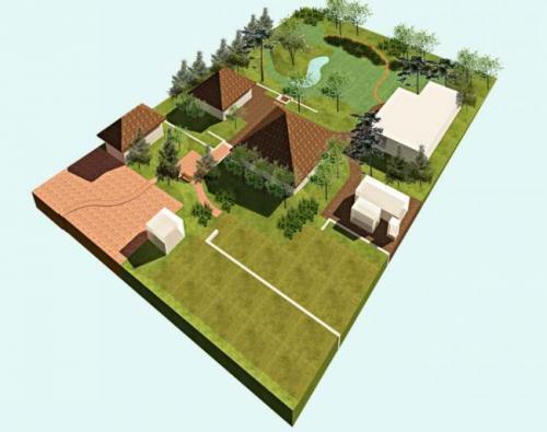 Программа для ландшафтного дизайна онлайн. Бесплатная онлайн программа для планировки и проектирования участка или дома