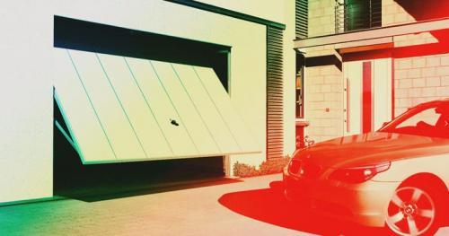 Двери на гараж подъемные. Подъёмные ворота для гаража: когда всё работает на комфорт