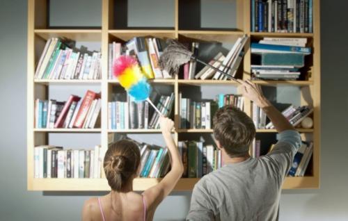 Как прибраться в квартире план действий. Как убраться в квартире