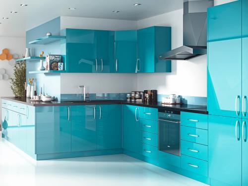 Фасады матовые для кухни. Кухонные фасады: матовый или глянцевый?