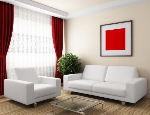 Как подобрать шторы к интерьеру. Спектр цвета штор и его значение