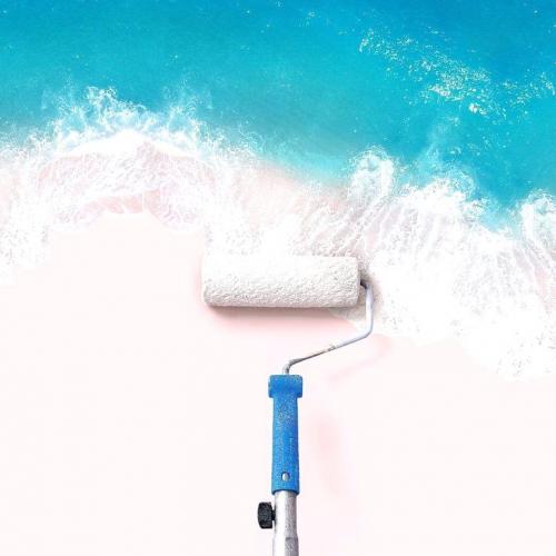 Как покрасить стены ровно. 10 хитростей, чтобы краска легла на стены идеально ровно