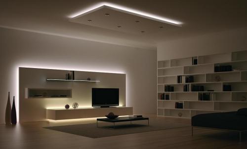 Лента светодиодная в спальне. Применение светодиодов: достоинства и недостатки