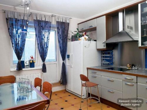 Ремонт кухни с балконом дизайн. 25 идей интерьера кухни с балконной дверью. От 9 до 15 квадратных метров