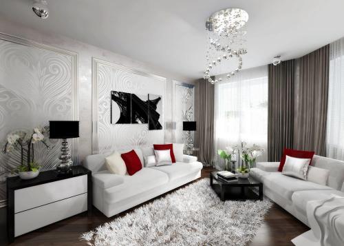 Пятиугольная комната расстановка мебели. Нестандартные решения