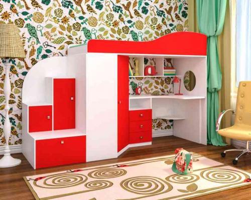 Какая мебель нужна в детскую комнату. Что важно учесть при выборе мебели в детскую комнату