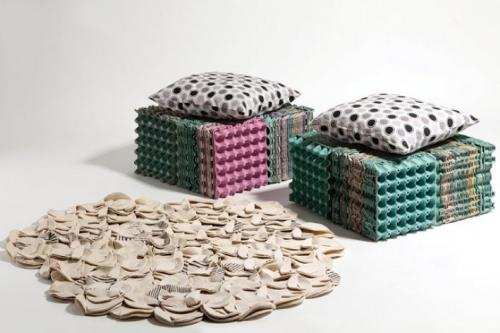 Что сделать из коробки из под яиц. Оригинальные поделки, которые можно смастерить из обычных картонок для яиц