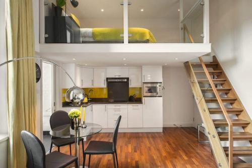 Что такое двухуровневая квартира и в чем ее удобства