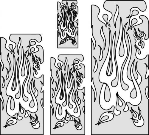 Как на стене нарисовать рисунок. Некоторые особенности росписи по штукатурке