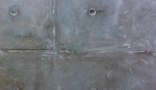 Под бетон отделка стен. Что такое штукатурка под бетон декоративная