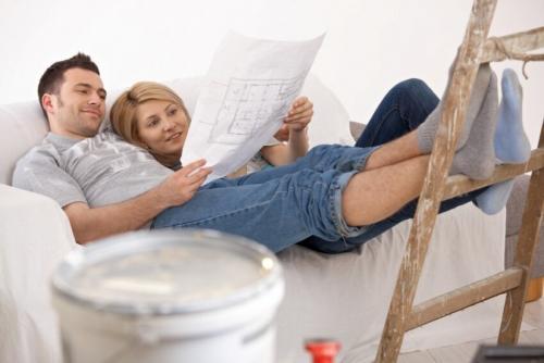 В новой квартире с чего начинать ремонт. Ремонт квартиры в новостройке с нуля: с чего начать и когда