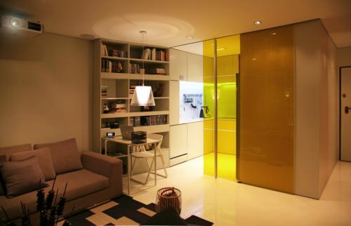 Дизайн комнаты 12 кв м. Важные моменты по обустройству небольшой комнаты