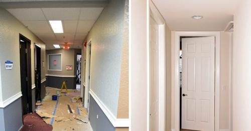 Узкий коридор, как визуально расширить. Дизайн коридора в квартире Сегодня мы расскажем, как расширить узкий коридор. 8 советов от опытного архитектора!