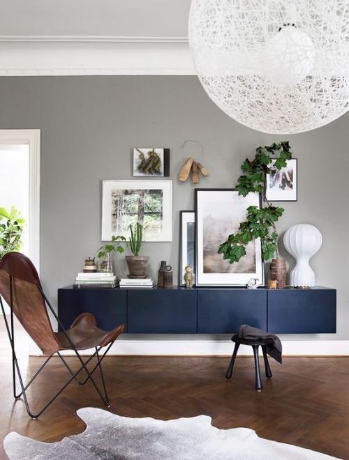 Как украсить пустую стену в комнате подростка. 5 крутых идей декорировать пустую стену в гостиной