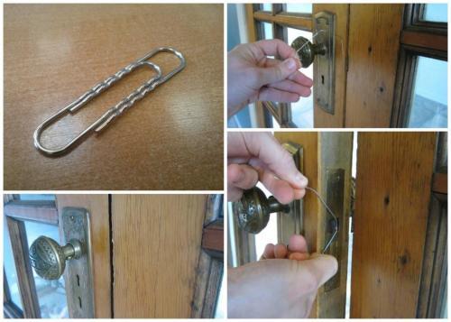 Не проворачивается ключ в дверном замке. Разные технические неполадки, и как при них вскрыть дверной замок