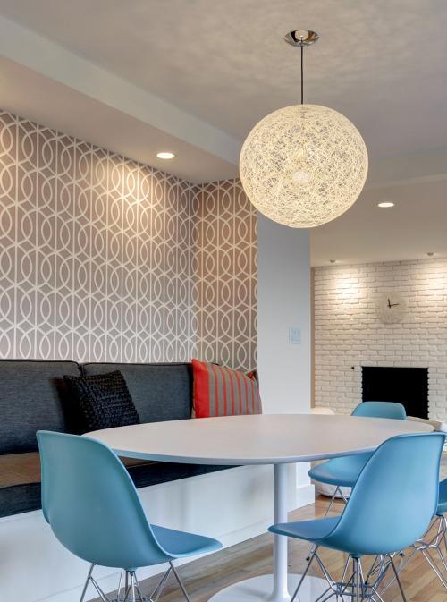 Зонирование однокомнатной квартиры с нишей. Грамотное использование пространства при создании дизайна однокомнатной квартиры с нишей