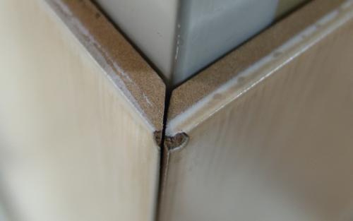 Ремонт скола плитки на полу. Ремонт плитки на полу: как заделать сколы