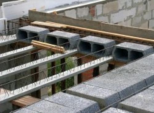 Перекрытие первого этажа. Основные требования к перекрытиям между этажами