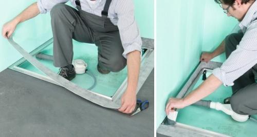 Гидроизоляция в квартире своими руками. Гидроизоляция ванной комнаты: виды материалов