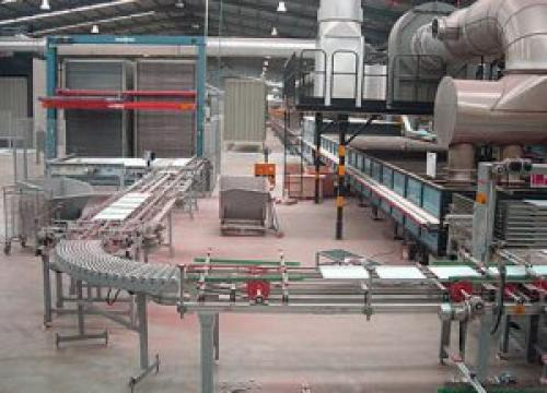 Изготовление керамической плитки. Технологииизготовления
