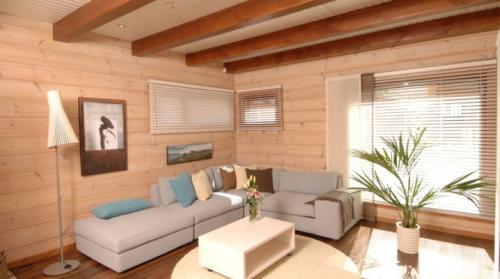 Отделка внутренняя частный дом. Внутренняя отделка дачного дома: лучшие варианты