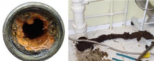 Забита канализация в квартире. Как устранить засор канализации в многоквартирном доме