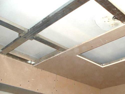 Шпаклевка потолка из гипсокартона под покраску своими руками. Подготовительные работы и грунтовка начальной гипсокартонной поверхности