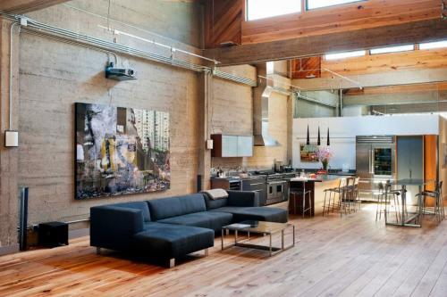 Жилые дома в стиле лофт. Особенности стиля