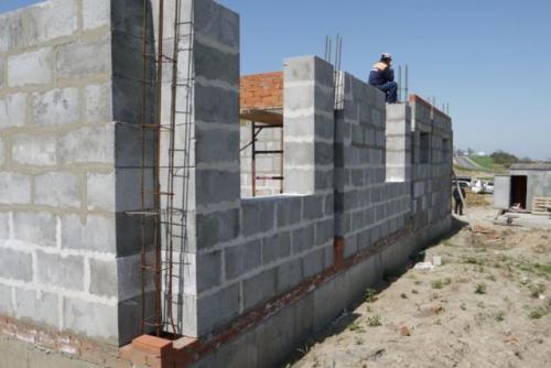 Блоки для строительства из пенопласта. Полистиролбетонные блоки – область использования